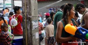 Songkran 2015 Thailand