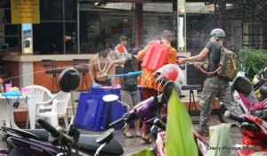Songkran Festival New Year Thailand