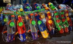 Songkran Thailand Waterguns